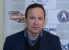 """Video: Oļegs Sorokins: """"Kad spēlējam kolektīvi, izskatāmies labi"""""""