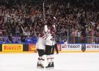 Tiešraide: Zviedrija - Latvija 2:0 (spēle galā)