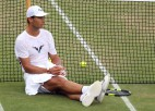 Vimbldonā cīņa par WTA ranga 1. vietu un ATP lielā četrinieka dominances turpinājums