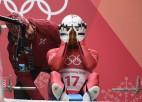 Trakums Oberhofā - Kivlenieks ar laika apstākļu svētību izcīna otro medaļu karjerā