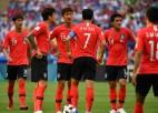 Dienvidkoreja ar milzu pašaizliedzību izcīna uzvaru un aizsūta Vāciju mājās
