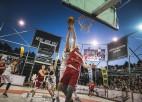5. jūlijā Grīziņkalnā cīnīsies Latvijas 3x3 basketbola izlase un Krievijas U23 izlase