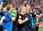 Top 5: Horvāti neuzvarami pēc 90. minūtes, angļiem ceturtais zaudētais pusfināls pēc kārtas