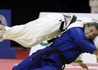 """Džudisti Duinovs un Borodavko kopā uzvar vienā """"Grand Prix"""" posma cīņā"""