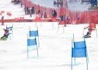 2022.gada olimpiskajās spēlēs kalnu slēpošanā debitēs izslēgšanas formāta sacensības