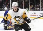 """Ja NHL sezona atsāksies, """"Penguins"""" sastāvā atgriezīsies Gencels"""