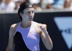"""Sevastova ar astotdaļfinālu atkārto savu labāko """"Australian Open"""" rezultātu"""