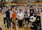 """""""VEF Rīgas skolu superlīgas"""" desmitās sezonas kopvērtējumā uzvar Āgenskalna Valsts ģimnāzija"""