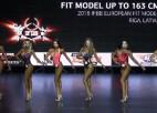 Video: <i>Fit model</i> sportistes: Dopings ir aizliegts, bet plastiskās ķirurģijas ietekme ir atļauta