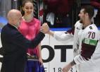 <i>Sportacentrs.com</i> lietotāju un treneru domas sakrīt - pret norvēģiem labākais Indrašis