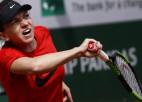 """Pirmie mači Halepai un Osakai, """"vecākais"""" duelis """"French Open"""" vēsturē"""