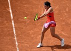 """Sevastovas dubultspēļu neveiksmes turpinās arī """"French Open"""""""