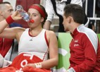"""Latvijai """"Fed Cup"""" izlozē pretī tiek ar pirmo numuru izsētā ASV"""