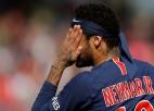 Neierašanās uz PSG treniņu Neimāram izmaksās vismaz 375 tūkstošus eiro