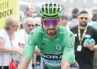"""Bijušais pasaules čempions Sagans nākamgad debitēs """"Giro d'Italia"""""""