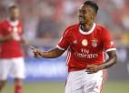 """""""Benfica"""" izrauj otro uzvaru Čempionu kausā, Marseļa gūst septiņus vārtus puslaikā"""
