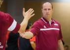 """Štelmahers: """"Kopā ar izlases treneriem palīdzēsim spēlētājiem sagatavoties sezonai"""""""