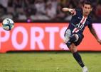 Di Marijam izcils brīvsitiens, PSG atspēlējas un iegūst Francijas Superkausu