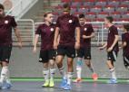 """Telpu futbola trakums """"Arēnā"""": Latvija pirmo reizi uzņem finālturnīru"""
