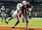"""Braunam pirmais piezemējums """"Patriots"""" kreklā, """"Rams"""" atkal pieveic """"Saints"""""""