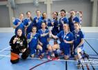 Sieviešu 1. līgas turnīru atklās Cēsīs un Rēzeknē