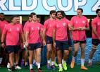 Jaunzēlande – pēc rekordiem, Francija – pēc ceturtdaļfināla