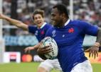 Francija smagā spēlē pārspēj Tongu un <i>izslēdz</i> Argentīnu