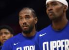 "NBA ģenerālmenedžeri par galveno titula pretendenti uzskata ""Clippers"""
