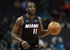 """""""Heat"""" par komandai kaitniecisku rīcību uz sezonas pirmo spēli diskvalificē Veitersu"""