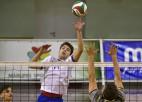 Nedēļas nogalē Baltijas kauss volejbolā jauniešu un junioru komandām