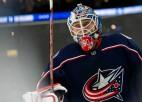 """Merzļikins par nonākšanu AHL: """"Teica, ka tas nav sods, ka tas ir manis paša labā"""""""