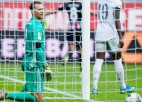 """""""Bayern"""" mazākumā cieš sakāvi ar 1:5, priekšgalā abas """"Borussia"""""""