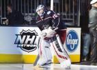 Merzļikina konkurents Korpisalo - NHL nedēļas labākais vārtsargs