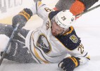 """Girgensons uzņems """"Bruins"""" zvaigznes, """"Blue Jackets"""" turpina uzticēties Korpisalo"""