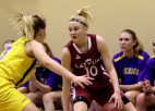 U18 meitenes izcīna Baltijas jūras kausu, Bulāne nopelna MVP balvu