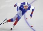 EČ ātrslidošanā noskaidroti čempioni sprinta un garajās distancēs