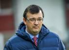 Kazakevičs kļuvis par Latvijas futbola izlases galveno treneri