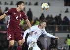 Latvijas izlases aizsargs Maksimenko oficiāli pievienojas Japānas 2. līgas klubam