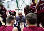 Galvanovskis iesaista jaunus spēkus, U16 izlase piekāpjas Lietuvai