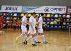 """Daugavpils """"Lokomotiv"""" neierodas uz otro spēli pēc kārtas un tuvojas izslēgšanai"""