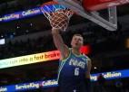 NBA gandrīz vienbalsīgi nolemj sezonu turpināt ar 22 komandām