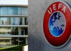 Pārceltas nākamnedēļ paredzētās Čempionu līgas un Eiropas līgas spēles