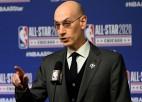 NBA ienākumi iepriekšējā sezonā bija par 1.5 miljardiem mazāki nekā plānoti