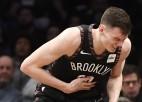 """Pagaidām nav zināms, vai """"Nets"""" inficējušos basketbolistu vidū ir Kurucs"""