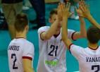 Latvijas volejbola izlases kandidātos EČ kvalifikācijai iekļauti deviņi leģionāri