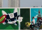 """Japāna apsver iespēju rīkot """"vienkāršāku olimpiādi"""" un testēt visus skatītājus"""