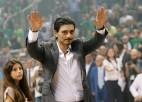 """""""Panathinaikos"""" oficiāli pauž vēlmi pamest Eirolīgu"""