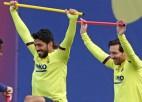 """Sezonu ar Mesi ierindā atsāks arī """"Barcelona""""; """"Bayern"""" iespēja nodrošināt titulu"""