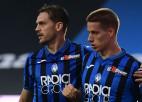 """""""Napoli"""" maina vārtsargus un ielaiž divus vārtus pret """"Atalanta"""", """"Udinese"""" apspēlē romiešus"""
