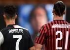 """""""Milan"""" piecās minūtēs atspēlē 0:2 un sagādā """"Juventus"""" retu zaudējumu"""